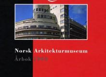 ARKITEKTURÅRBOK 1993