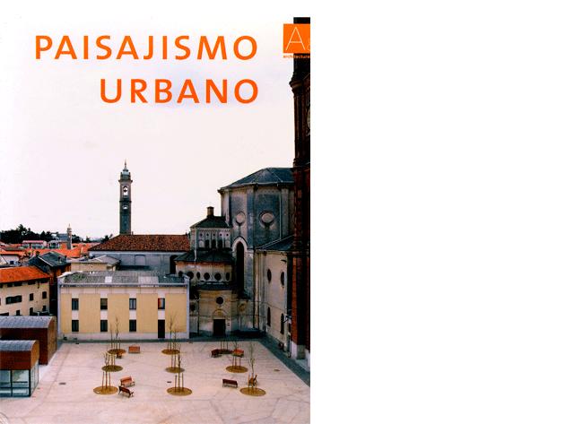 Paisajismo urbano landskap design for Paisajismo urbano