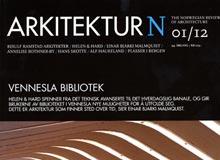 ARKITEKTUR N 01/2012