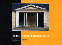 ARKITEKTURÅRBOK 1994