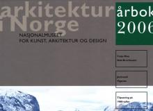 ARKITEKTURÅRBOK 2006