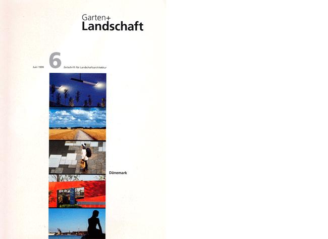 GARTEN+LANDSCHAFT 1999/6